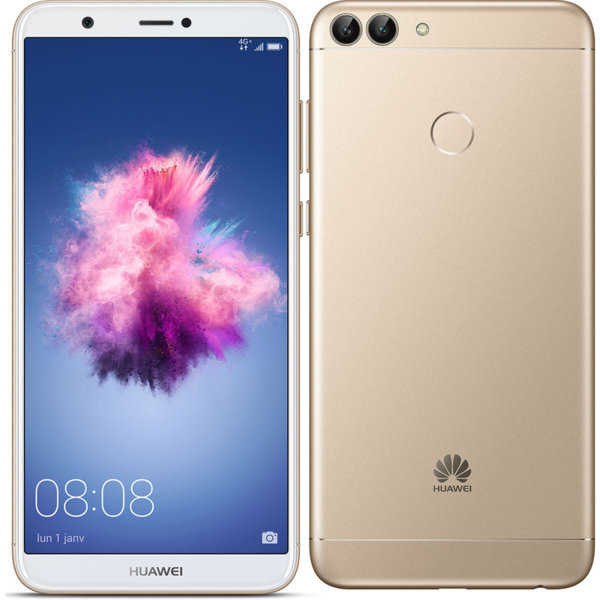 Мобилен телефон Huawei P SMART DS GOLD